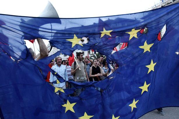 EU Replacing U.S. as Global Leader After Trump Leaves Iran Deal?