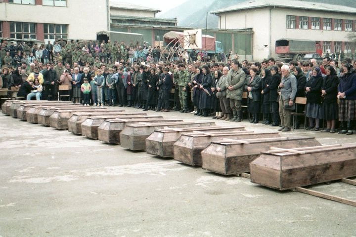 "SREBRENICA' ""FACE OFF"": Real genocide the West doesn't want you to know about"