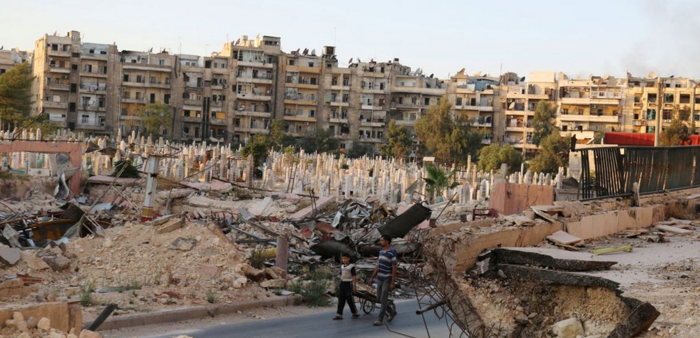 The Humanitarian Catastrophe in Raqqa. Do We Know Who is Responsible?