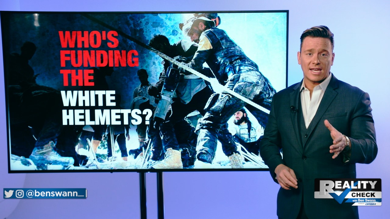 Ben Swann: Who's Funding the White Helmets? (video)