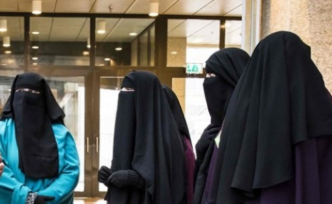 "Go figure it now: An Islamic country just outlawed Burka and Niqab while ""Democratic West"" is proud for allowing it!"