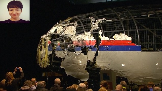 "French analyst questions the official ""JIT"" investigation version into the downing of MH17 plane in Ukraine…"