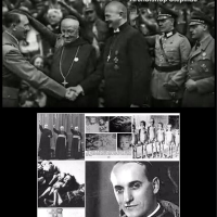 WWII Croatian Genocide over Serbs & Jews wouldn't be possible at such grandiose scale without active support of Catholic Church