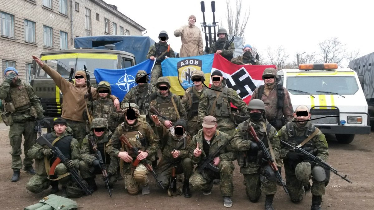 "Ukraine is resolved to drag US & West in war with Russia- They even ""built NATO in the Constitution""!"
