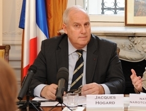 "Colonel Jacques Hogard's Statement before the European Parliament  — ""Kosovo and Metohija is an integral and inalienable part of the Republic of Serbia"""