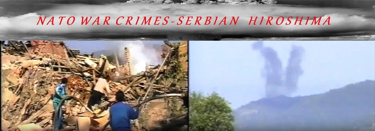 SERBIAN HIROSHIMA: The Village of the Dead- Place NATO deemed a `Legitimate Target` because of TV transmitter