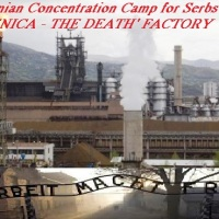 BOSNIAN AUSCHWITZ- `Genocide` the West doesn't want you to know about: They were burning Serbs alive!!!