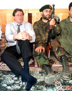 UN Swedish judge in Kosovo: Americans were `dispatching` Albanian terrorists to commit atrocities inside Serbia!