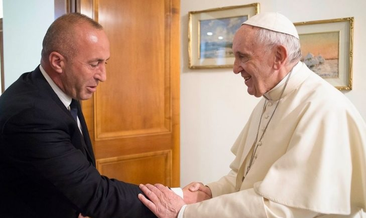 Vatican and Albanians: The Novo Brdo violence