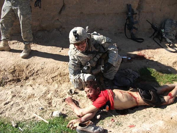 AgoraBeograd ObL06 Jeremy Morlock KILLED Afghan BOY Gul  MULDIN 2010