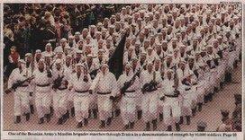 Bosnian Jihad Mujahedeen-Army