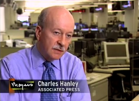 AgoraBeograd ObL37 Bill MOYERS' Buying The War - CHARLES  HANLEY SPEAKS ASSOCIATED PRESS