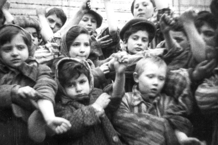 AgoraBeograd ObL26 CHILDREN in DEATH CAMP Auschwitz