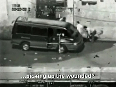 AgoraBeograd ObL83 PICKING UP THE WOUNDED+COLLATERAL  MURDER
