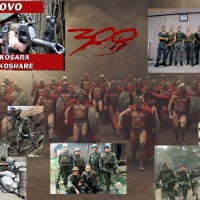 """THE HELL OF KOSHARE""- THE DAY WHEN ""300 HUNDRED SERBIAN SPARTANS"" STOOD UP AGAINST NATO..."