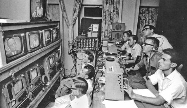 AgoraBeograd ObL15 MILTON FRUCHTMAN TV PRODUCER of  EICHMANN TRIAL 195451730