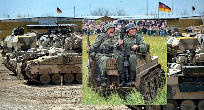 german-aggression