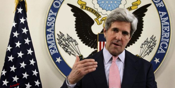 AgoraBeograd ObL52 KERRY JOHN WINGED EARS ARROWED  SHOULDERS FOREIGN POLICY