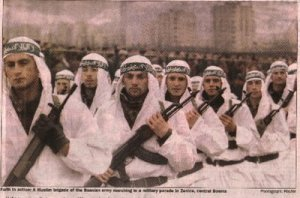 Bosnian Jihad Mujahedeen-Army2