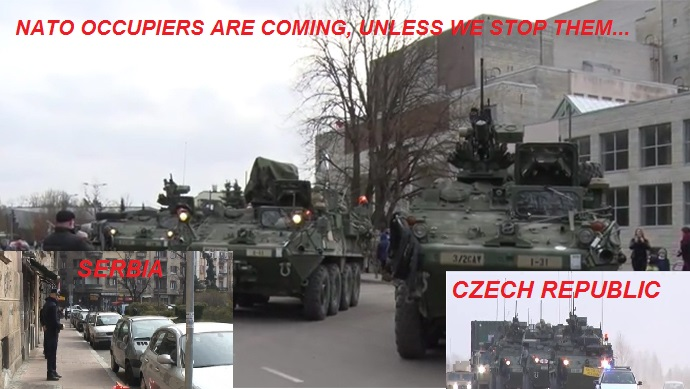 NATO OCCUPIERS