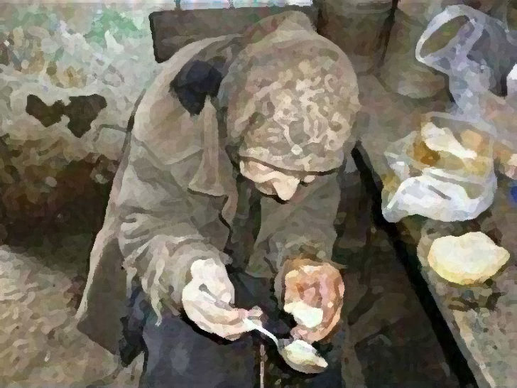 ALARMING: In Serbia some elderly people trying to escape starvation by medicating themselves into hibernation