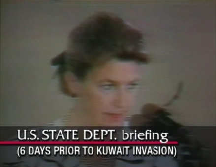 AgoraBeograd ObL59 INVADE KUWAIT WE DON'T GIVE A DAMN US  STATE DEPT MARGARET TUTWILER PLEDGES  NO SPECIAL COMMITMENTS TO SECURITY OF  KUWAIT