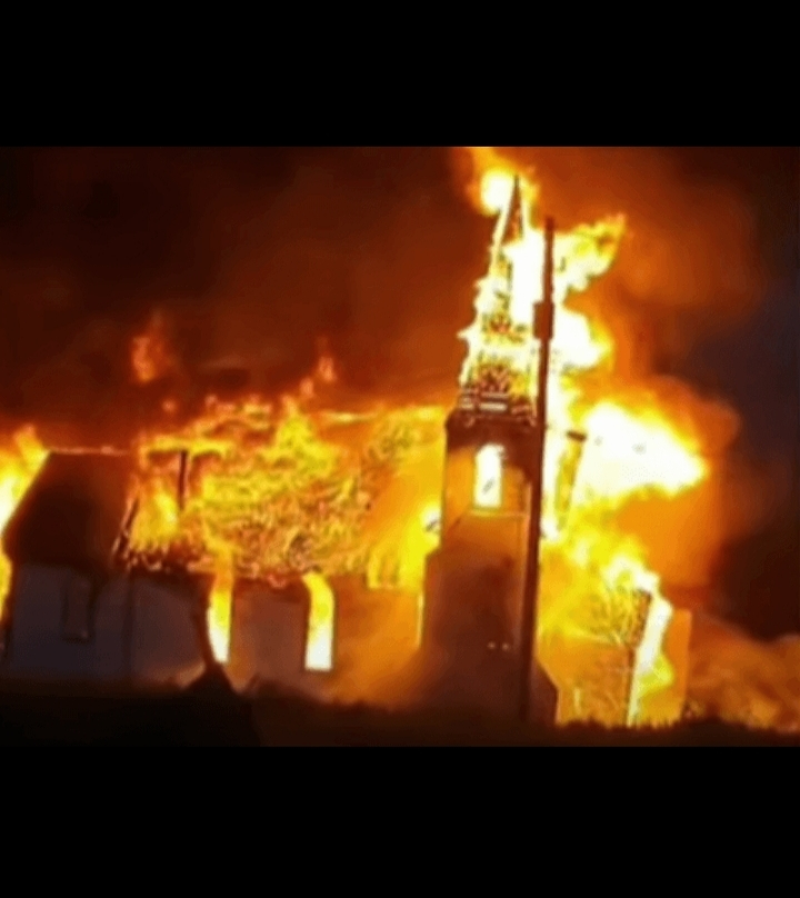 MISTAKEN IDENTITY-WRONG CHURCH: Coptic Orthodox Church Destroyed in Latest Canadian Church Fire
