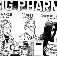 """ARE WE LIVING TODAY IN A VIRTUAL """"AUSHWITZ TYPE COLONY"""" RULED BY THE BIG PHARMA!?"""