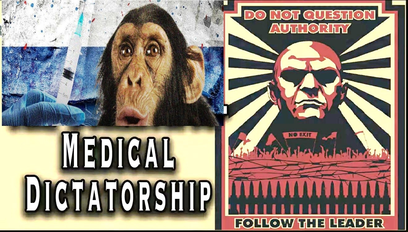 COVID PARANOIA TAKES DEADLY TURN- GOVERNMENT APPROVED `DR KEVORKIANS` NOW AUTHORIZED `TO KILL` NON-VACCINATED?